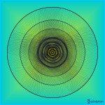 Geiststruktur-Mandala