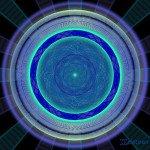 Mandala der Aura
