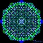 Lebenskraft Mandala