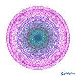 Lebensblume 2.0 Mandala
