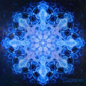 Bild von einem Mandala