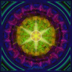 Mandala des Vertrauens