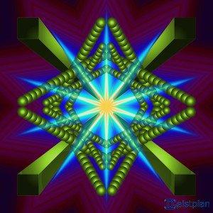 """Mandala von Geistplan (""""Mandala der Tiefenbesinnung"""")"""