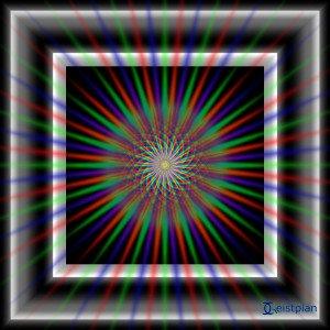 Mandala von Geistplan, Ausschnitt