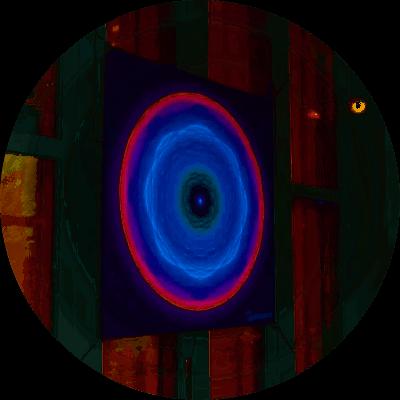 Mandala Spanntuch
