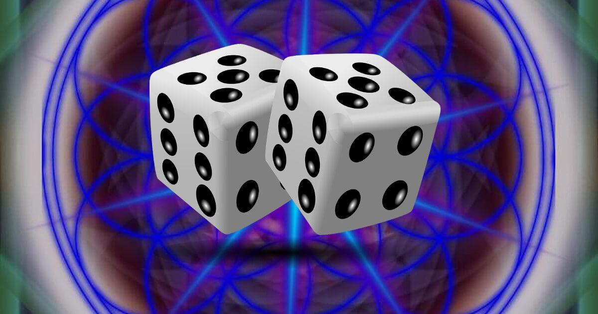 Mandala Zufallsspiel