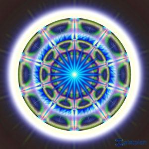 Mandala von Geistplan (Mandala der Aufmerksamkeit)