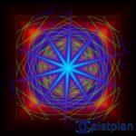 Mandala von Geistplan