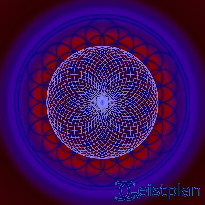 Mandala der Optik