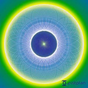 Mandala von Geistplan (Mandala der Intuition)