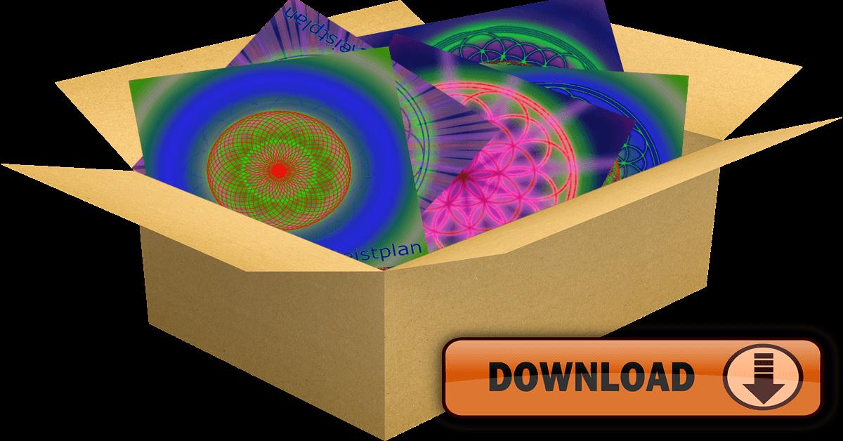Mandala Geistplan Download