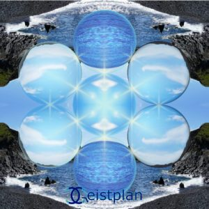 Bild: Mandala der Reinheit