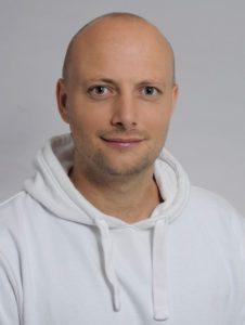 Bild von einem jungem Mann