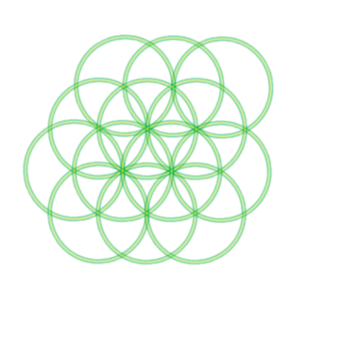 Bild 13. grüner Kreis