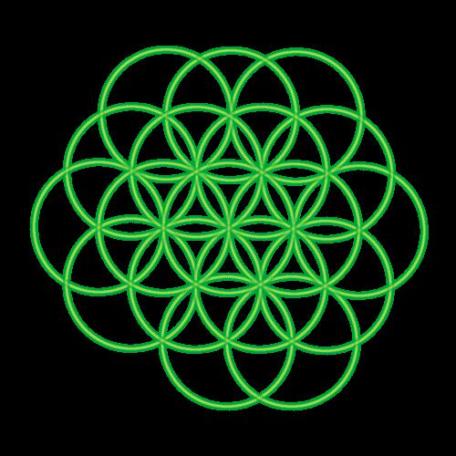 Bild 18. grüner Kreis
