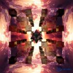 Mandala die Hallen von Amenti