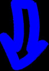 Bild von einem Pfeil nach unten