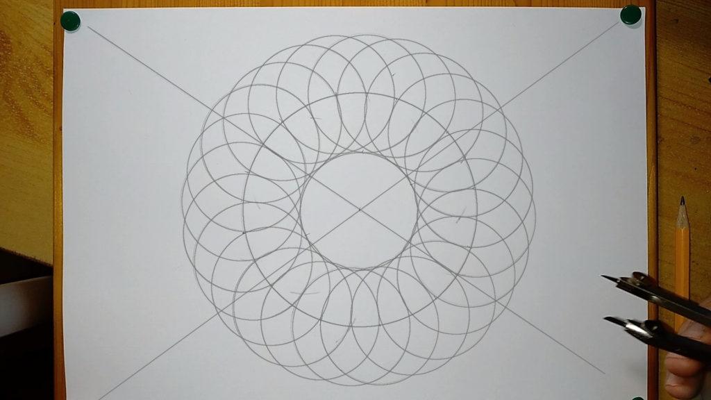 Anleitung: einen Torus (Donut-Form) zeichnen