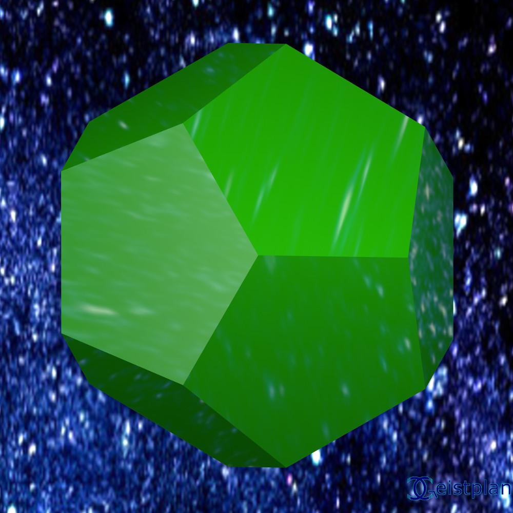 Bild von einem Dodekaeder