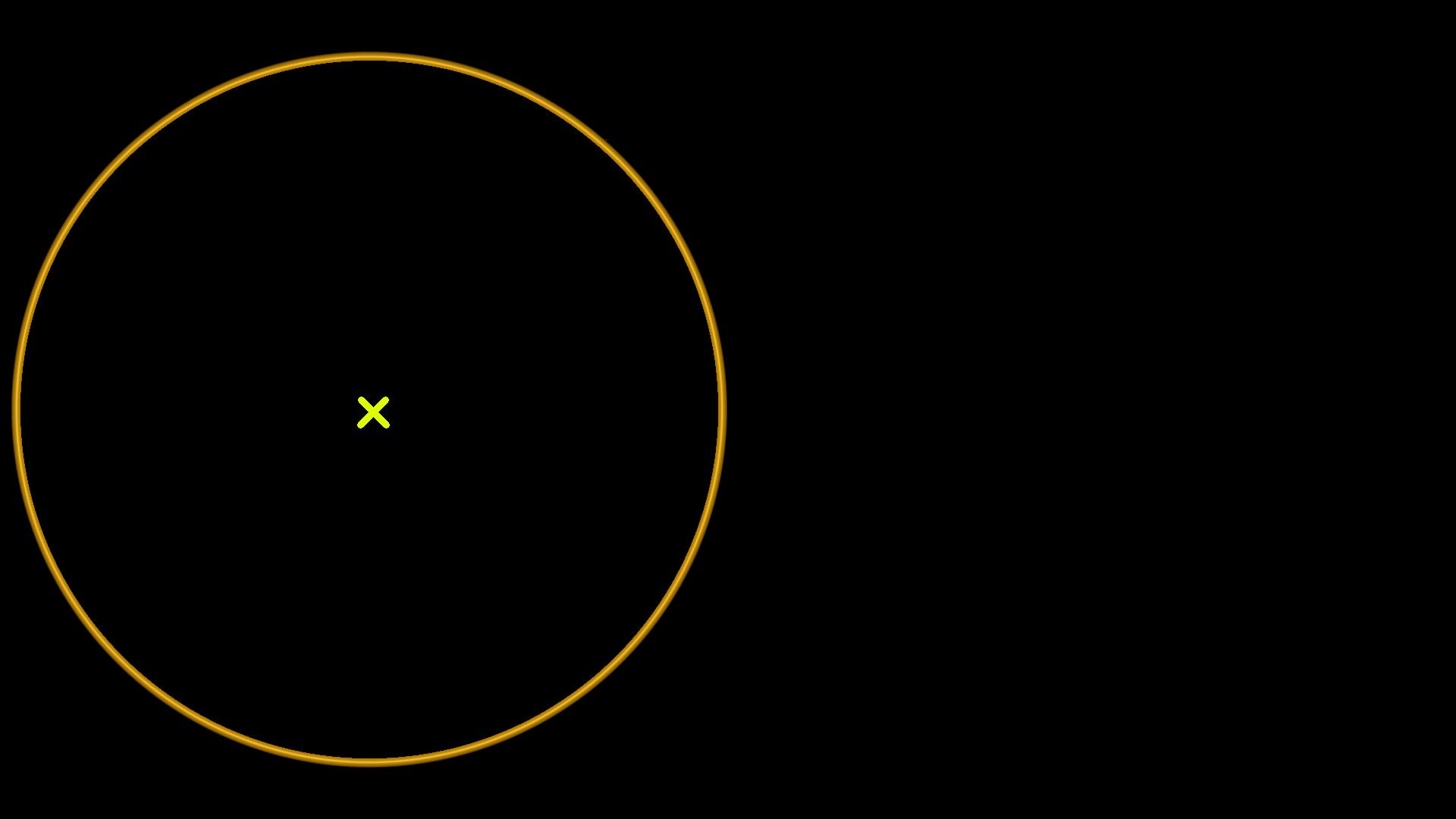 Ein einfacher Kreis