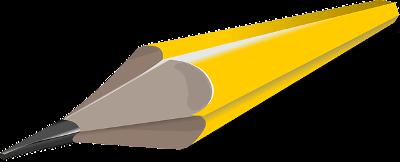 Bild von einem Bleistift
