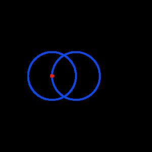 Anleitung: Blume des Lebens zeichnen Kreis 2