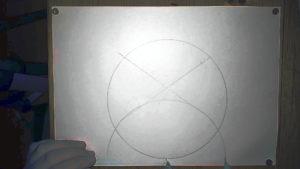 Bild zwei Kreise 8cm Radius