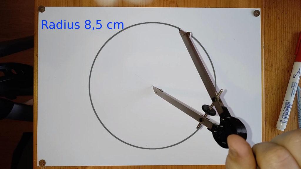 Bild Kreis Zirkel