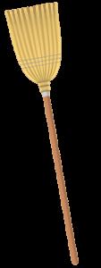 Bild von einem Besen