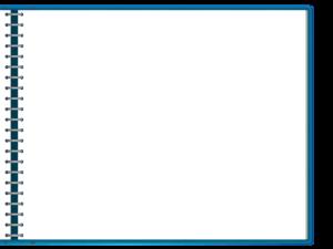 Bild von einem Zeichenblock